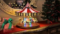 Mr Christmas Carousel
